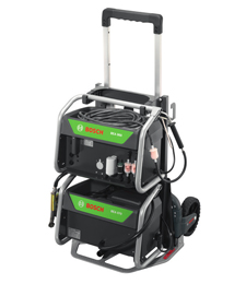 Bosch Emissions Analysers - BEA 550 with trolley